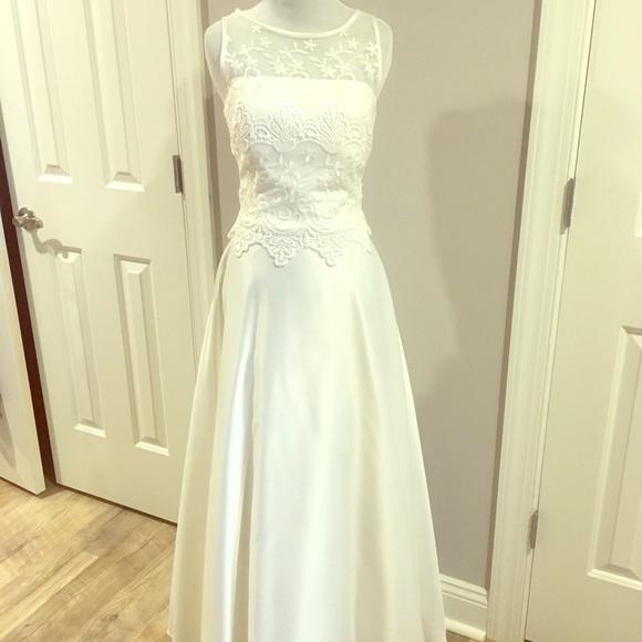 Jessica McClintock Dresses   Wedding Dress   Poshmark